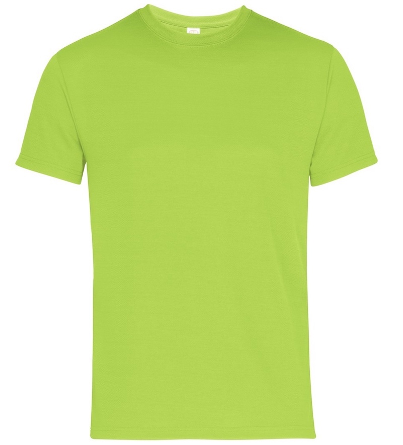 cotton t-shirt supplier cape town - t-shirt machine Lime Green 800x885